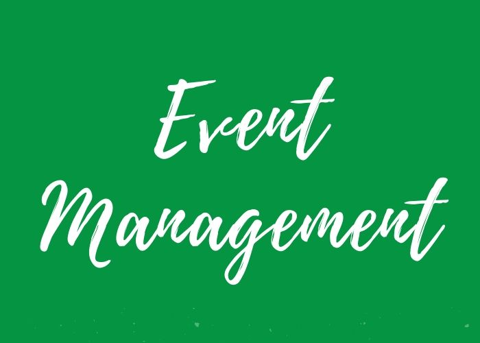 Course: Event Management